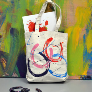 Large Tote front