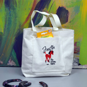 Small Tote front
