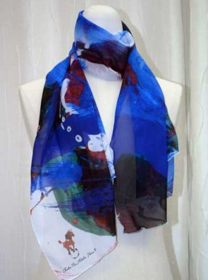 Liberty Art Scarf