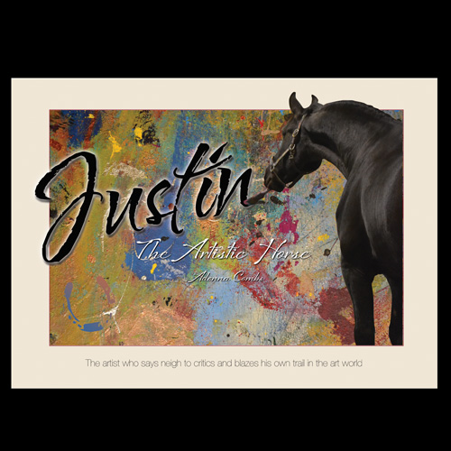 Justin The Artistic Horse Book